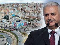 Binali Yıldırım'dan Tarihi Suriçi'ne old city modeli önerisi