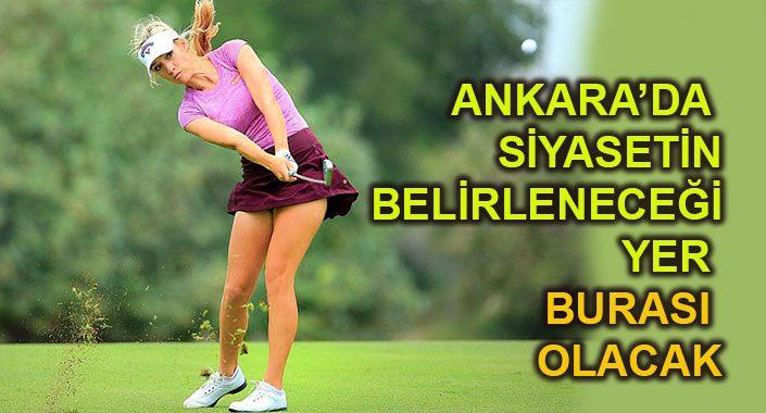 Forem Gayrimenkul Ankara'ya 18 çukurlu golf tesisi yaptı