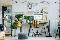Home-office çalışanlar için dekorasyon önerileri