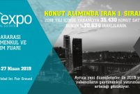 IREXPO 25-27 Nisan tarihleri arasında Bağdat'ta yapılacak