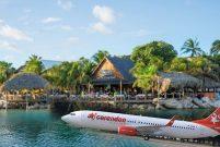 Karayipler Curaçao Adası'na Corendon'dan yatırım