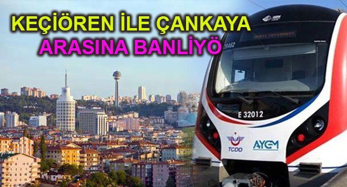 Ankara YHT Garı'ndan Esenboğa Havaalanı'na kesintisiz ulaşım