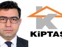 Kiptaş'ın yeni genel müdürü Cengiz Erdem oldu