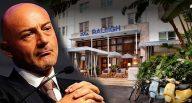 Ferit Şahenk Miami'deki otelini sattı, Serdar Bilgili aldı