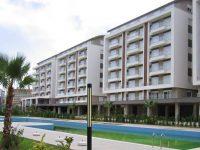 Beş yıldızlı Sherwood Suites Resort turist ağırlayacak