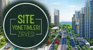 İstanbul'da Site Yönetimleri Zirvesi yapılıyor