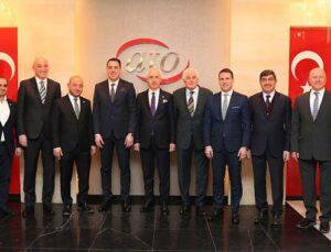 Karadağ'dan Ankaralı yatırımcılara davet