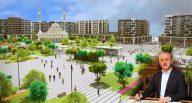 Bağcılar Meydan şehrin kalbinin attığı yer olacak