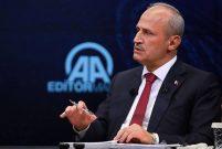 Bakan Turhan: Kanal İstanbul 2025'te hizmet girecek