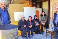 Bahçelievler'de binası mühürlenen 80 aile sokakta kaldı