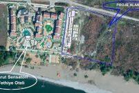 Ayfaba Turizm Fethiye Koymat Mevki'ne otel yapıyor
