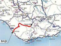84 km.lik Gazipaşa-Kazancı İl Yolu'nun maliyeti 475 milyon TL