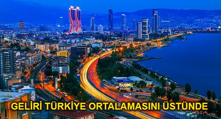 İzmir'in ilçeleri fiyatta İstanbul'un lüks semtleriyle yarışıyor