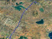 Muş Bulanık Malazgirt arasına devlet yolu yapılıyor