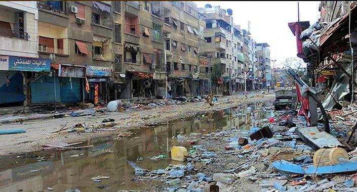 Türk Müteahhitler Suriye pazarını İranlılara kaptırdı