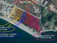 Fethiye'ye Three Sisters-2 Resort Otel yapılacak