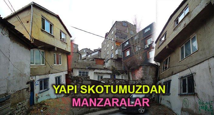 Türkiye'de yapı stoku envanteri maalesef yok!
