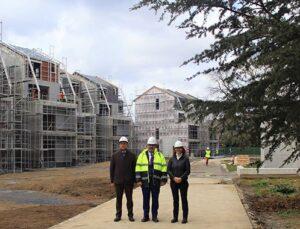 Türkiye'de bina tamamlama sigortalı ilk bina denetimde