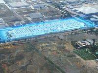 Dünyanın tek çatı altındaki 4. büyük kompozit tesisi kuruluyor