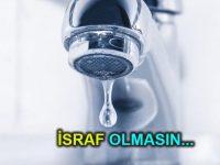 Çevre Bakanlığı'ndan yüzde 35 Daha Az Su Kullanma Kılavuzu