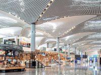 İstanbul Havalimanı perakendenin yeni gözdesi oldu