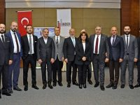 Nazmi Durbakayım İNDER'e yeniden başkan seçildi