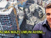 Yarım kalan İVA Flats, Kağıthane'yi çökertiyor