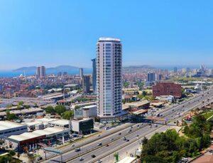 Marmara Kule Business'ta 355 bin TL'ye 1+1