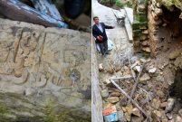 Duvar yıkılınca 600 yıllık medresenin vakfiyesi ortaya çıktı