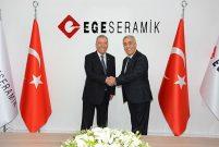 Ege Seramik'te genel müdür  Murat Polat oldu