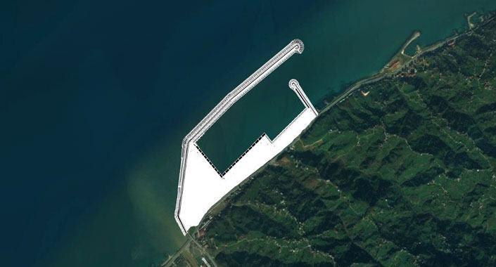 Rize İyidere'ye 700 milyon liraya lojistik liman yapılıyor
