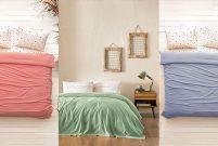 Yataş Bedding'ten yatak odalarına zarif bir dokunuş