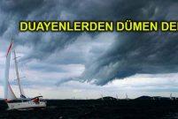 İMSAD'dan fırtınalı havada dümende kalma tüyoları