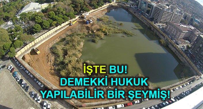 Folkart Basmane Çukuru'nu TMSF'ye iade etti