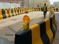 Beton bariyerler kazalarda ölüm oranını yüzde 20 azaltıyor