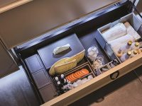 Häfele'den eviye ve lavabo altlarına özel çözümler