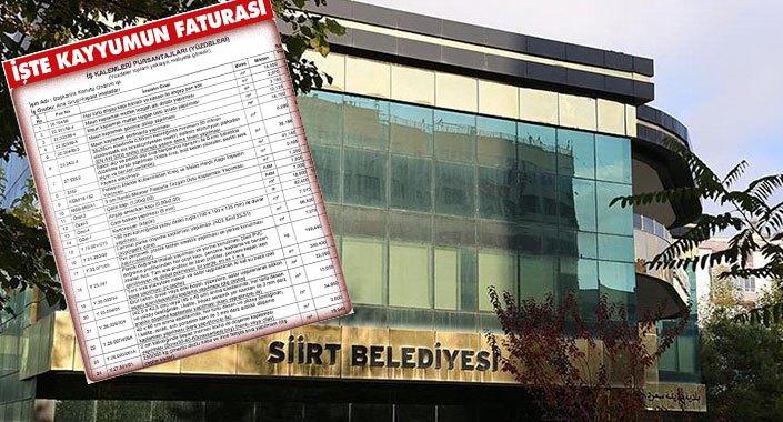Konutuna tadilat yaptırdı faturayı belediyeye ödetti