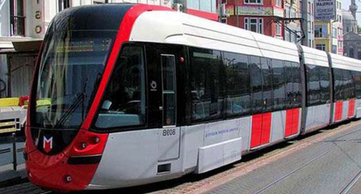 T1 tramvay hattının 2 km'si yer altına alınıyor