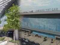 Ankara YHT Garı ilk leed gold sertifikalı istasyon oldu