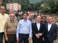 Trabzon'daki sel felaketinin sebepleri araştırılsın