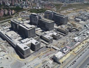 Başakşehir Şehir Hastanesi ile sağlığın başkenti olacak