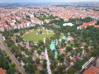 Eskişehir Millet Bahçesi Projesi'nde yapılaşma planlanmadı