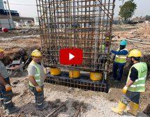 Folkart Vega'nın inşaatı titizlikle devam ediyor