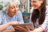 Yaşlılarda internet kullanımı 4 kat arttı