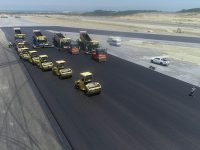 İstanbul Havalimanı'nın 3. Pist inşaatı devam ediyor