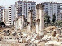 Mersin Mezitli'de antik kent manzaralı lüks konut satılıyor