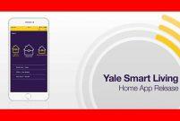 Yale Smart Living Home App güvenliği kişiselleştiriyor