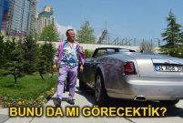 Ali Ağaoğlu lüks arabalarını satışa çıkardı