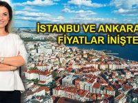 Konut fiyatları İstanbul ve Ankara'da düştü, İzmir'de arttı