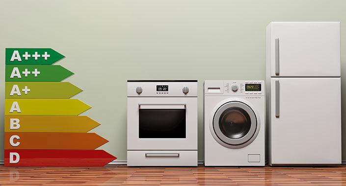 Beyaz eşyalar, evdeki elektriğin yüzde 62'sini harcıyor